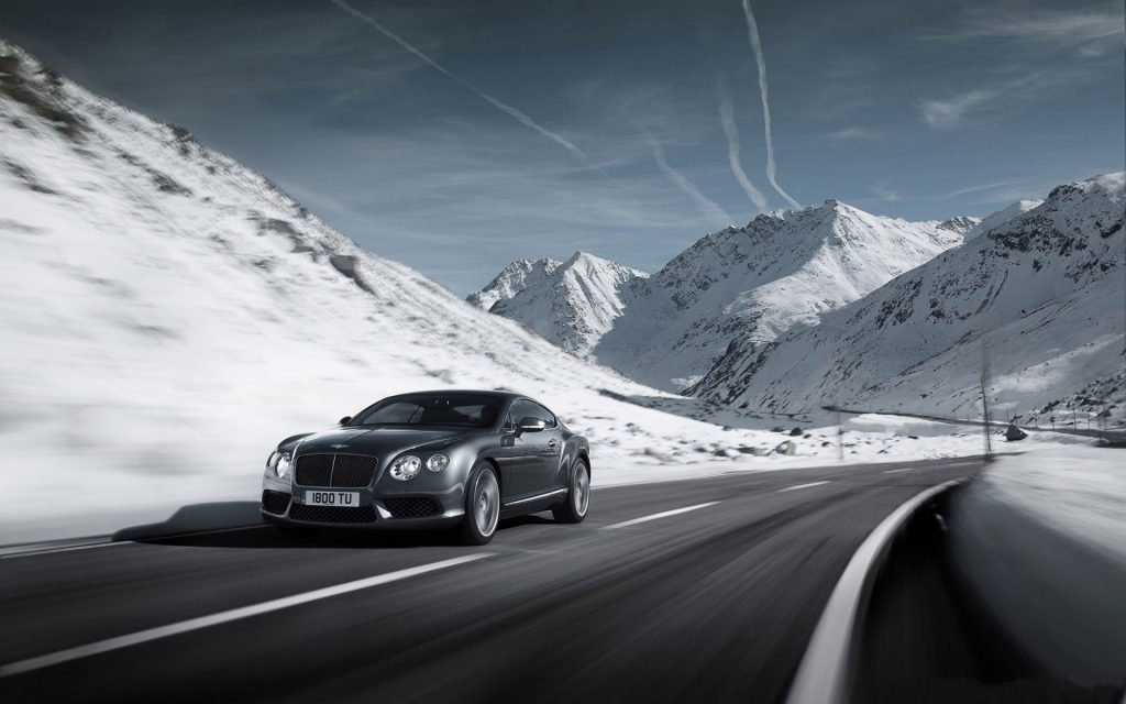 Bentley Continental Widescreen Wallpaper