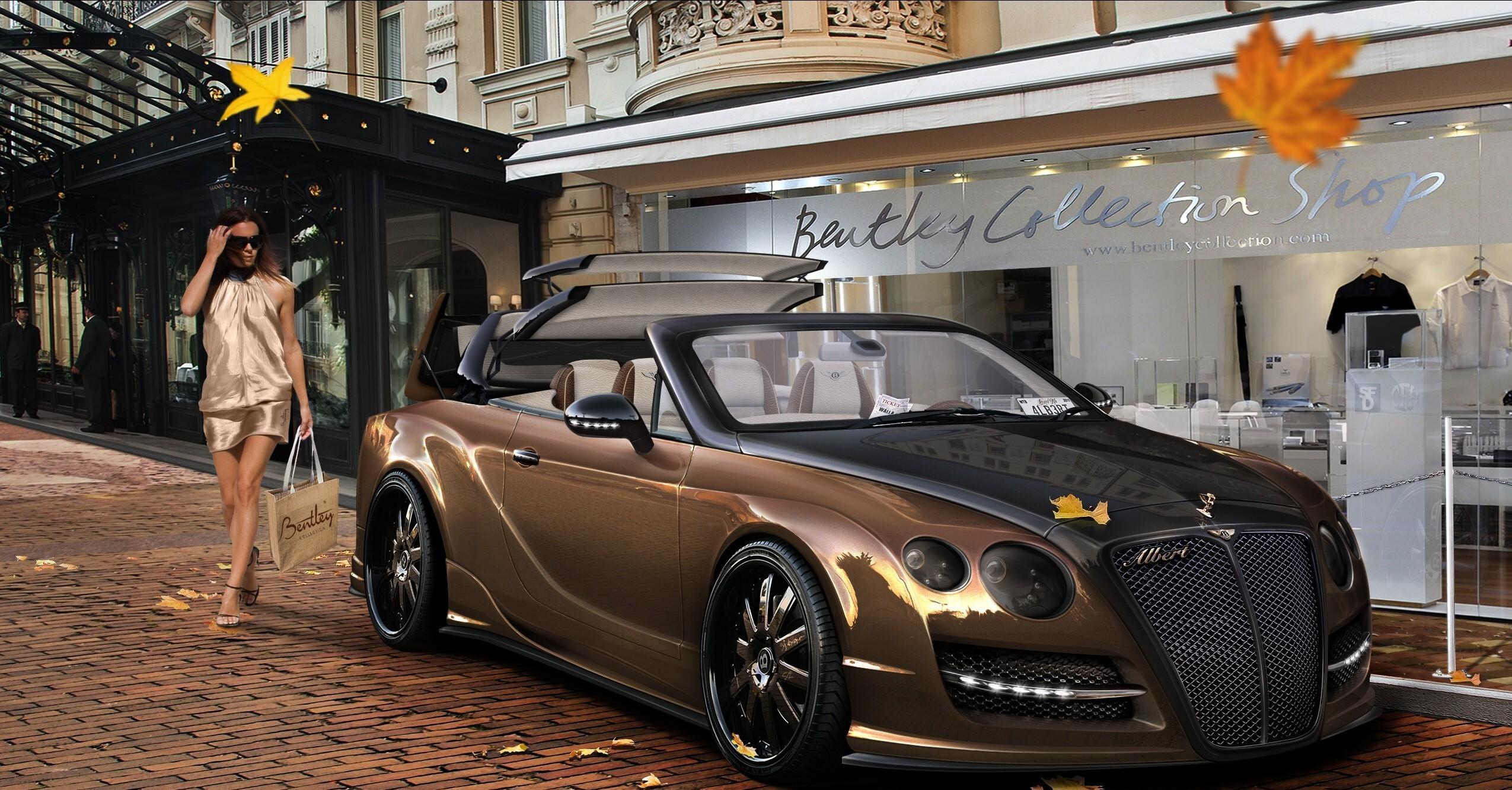 Porsche 918 Wallpaper >> Bentley Continental Wallpapers, Pictures, Images