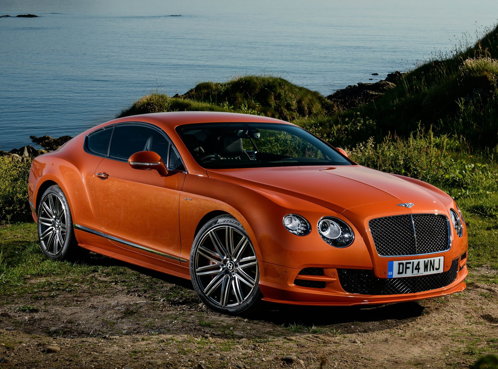bentley continental wallpapers pictures images