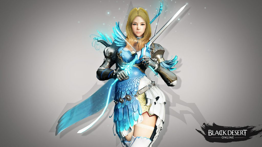 Black Desert Online Full HD Wallpaper