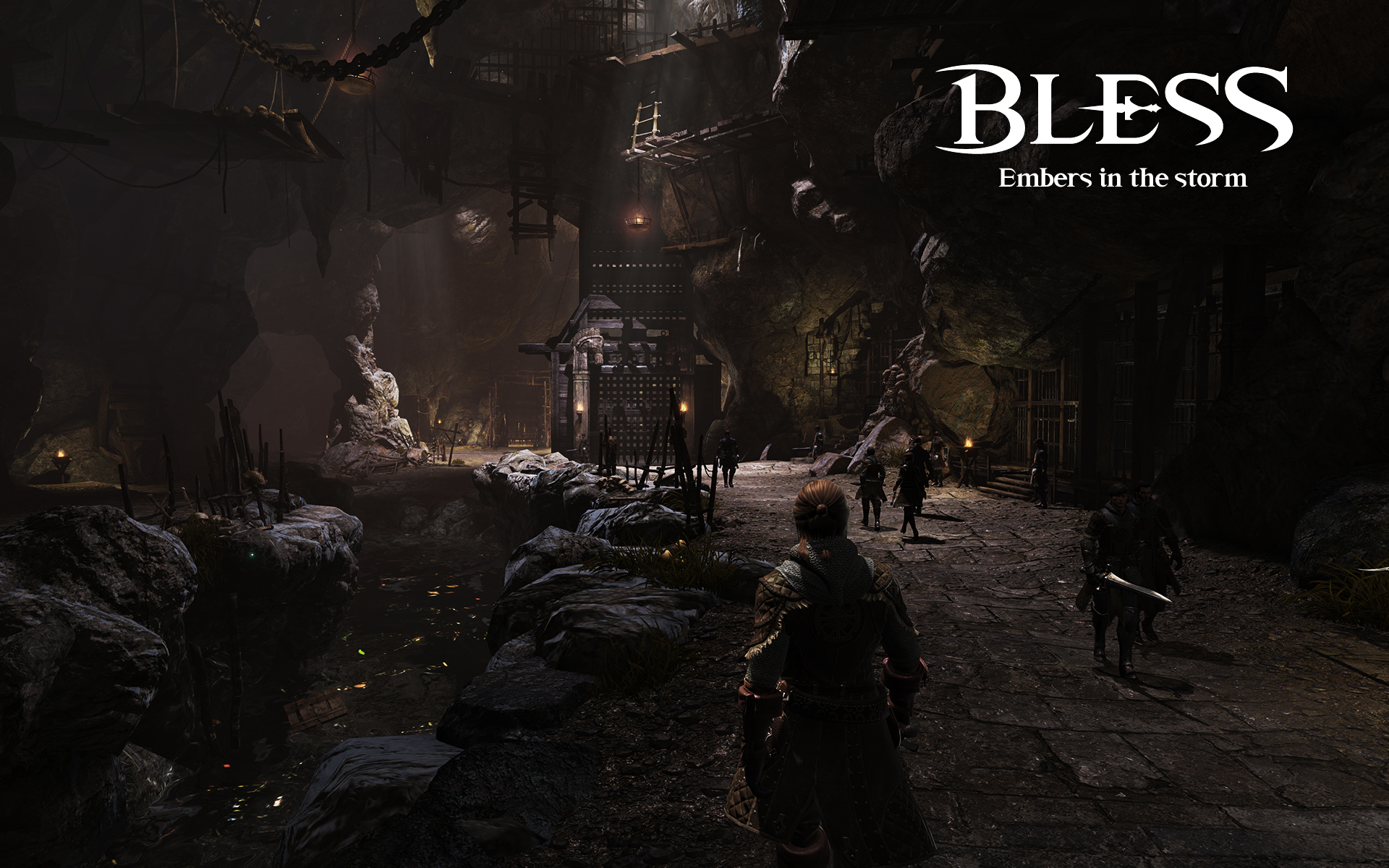 bless online how to fix resolution