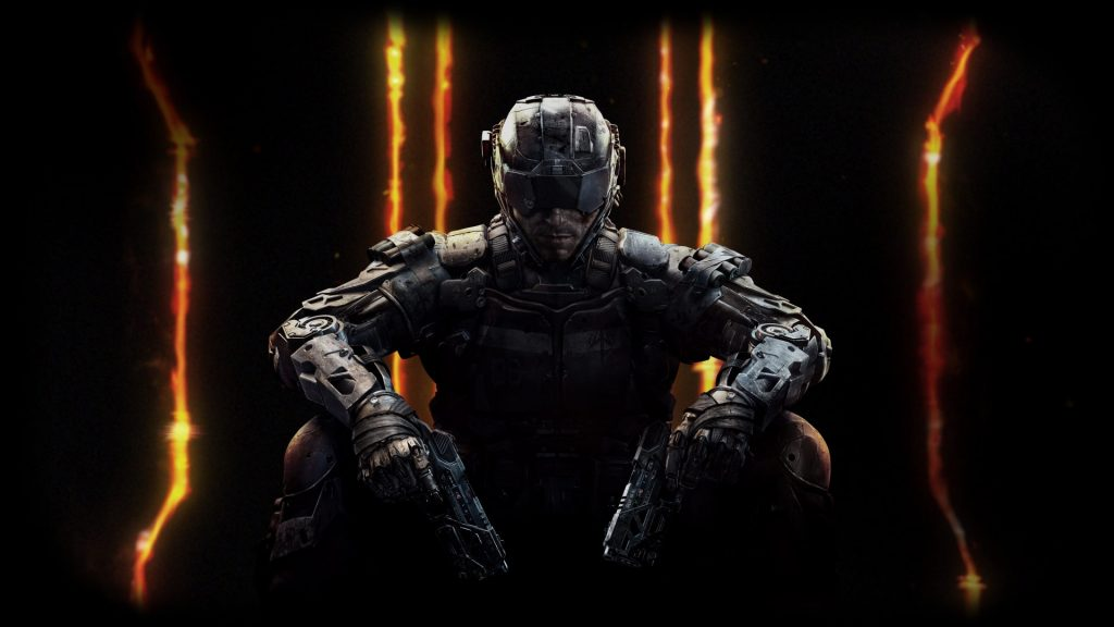 Call Of Duty: Black Ops III Full HD Background