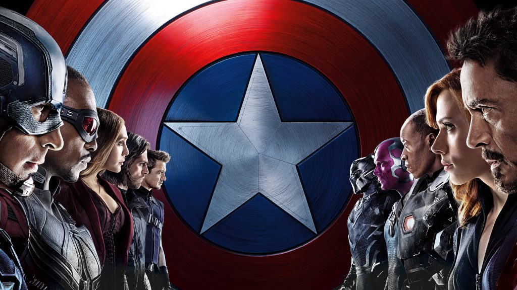 Captain America: Civil War Background