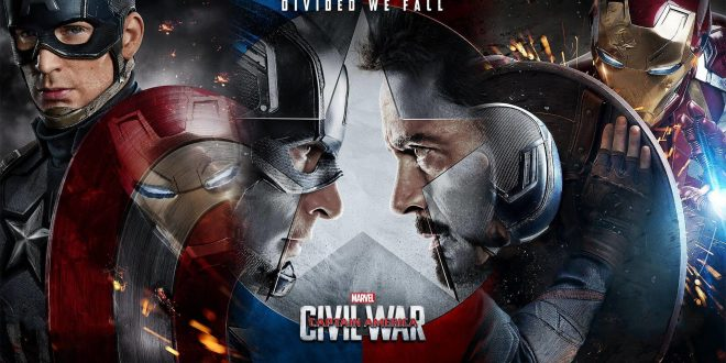 Captain America: Civil War Backgrounds