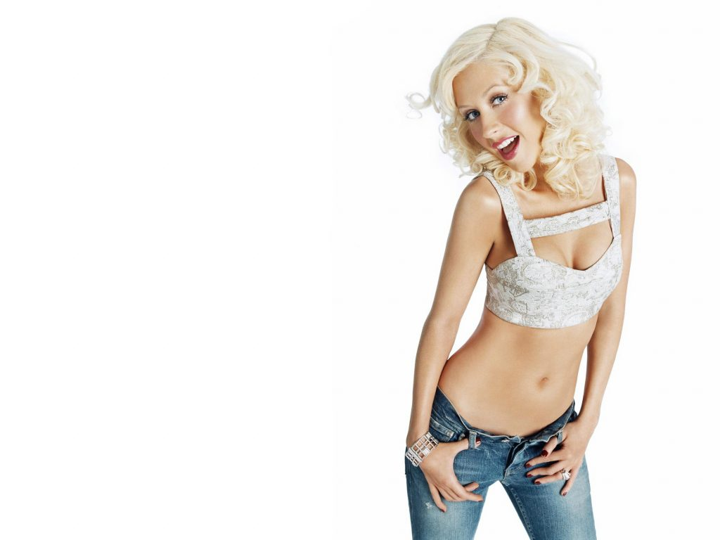 Christina Aguilera Wallpaper