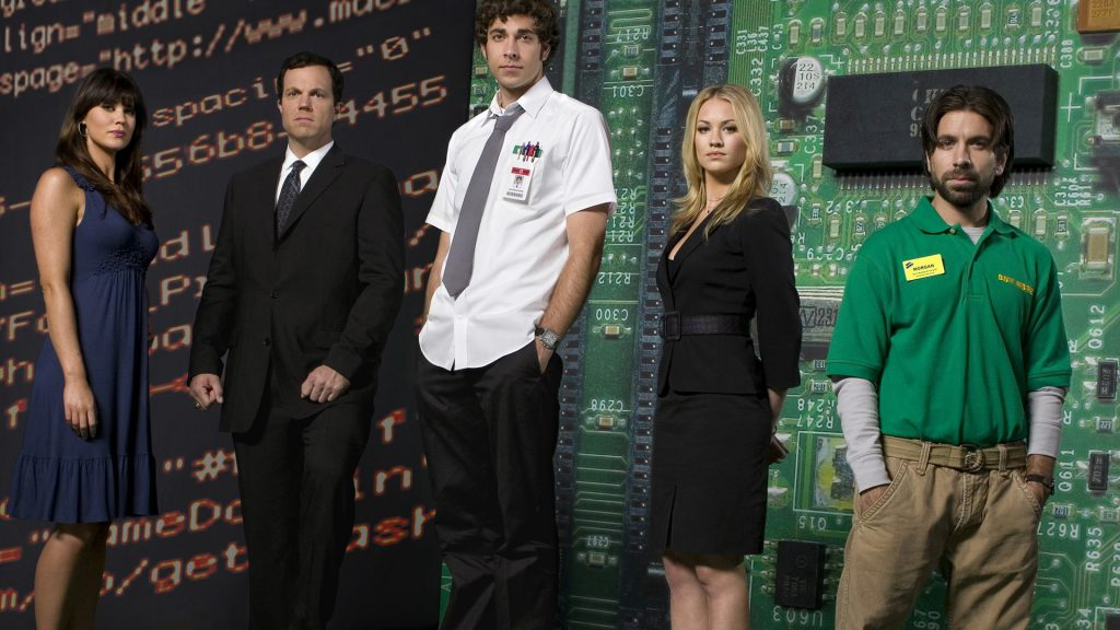 Chuck Full HD Wallpaper