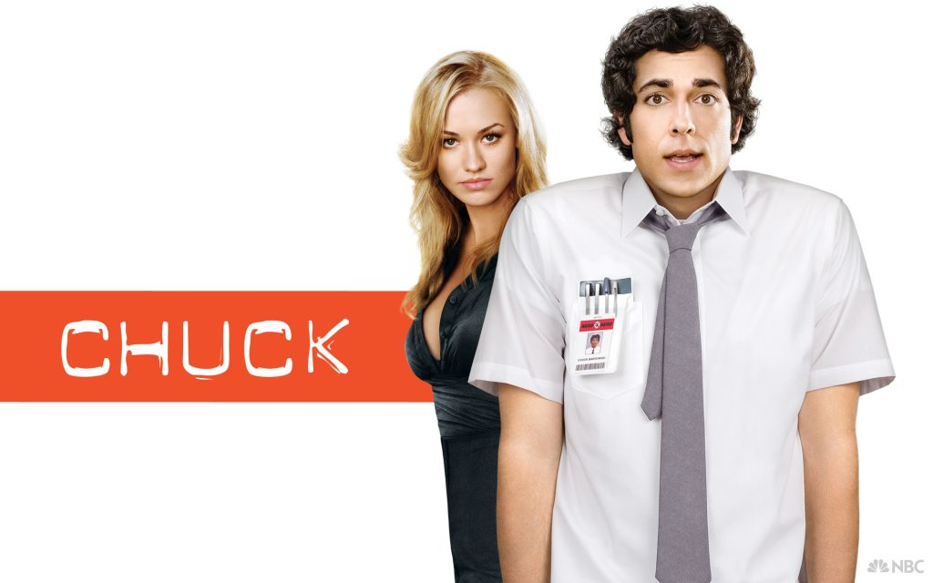 Chuck Widescreen Wallpaper