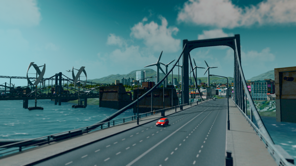 Cities: Skylines Full HD Wallpaper