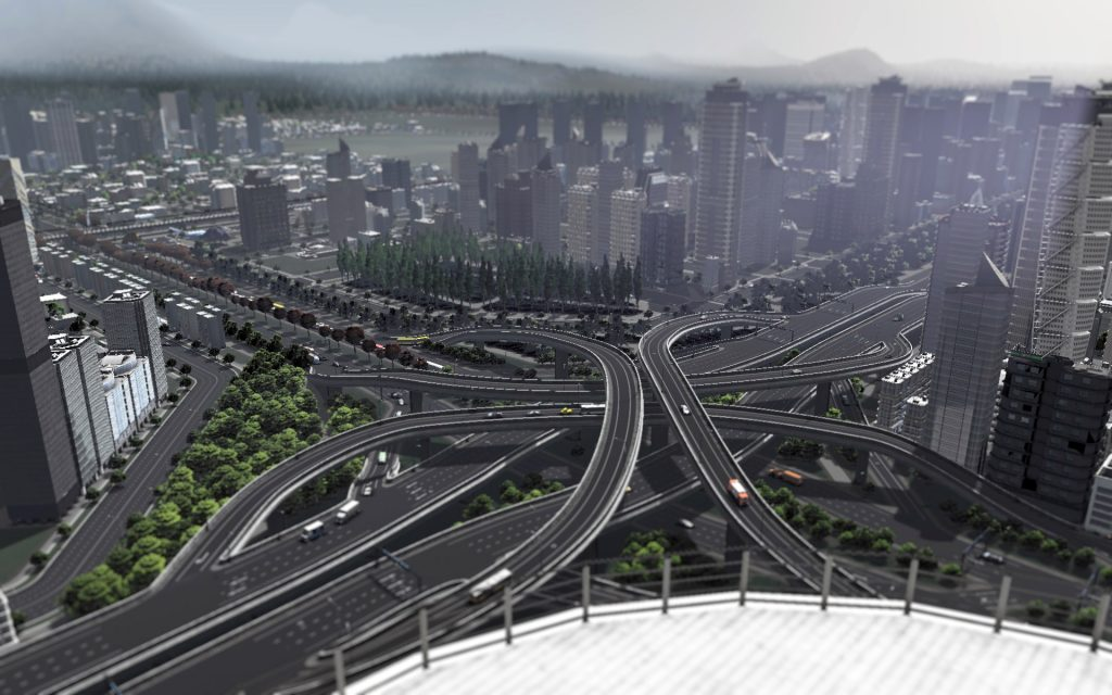 Cities: Skylines Widescreen Wallpaper
