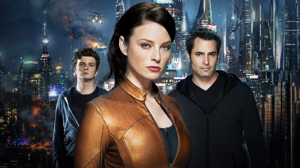 Continuum Full HD Wallpaper