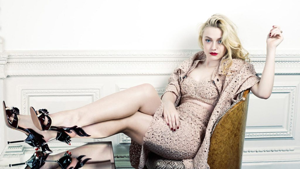 Dakota Fanning Full HD Wallpaper