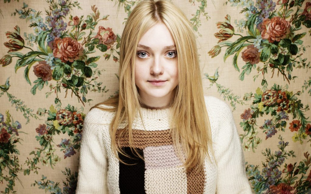 Dakota Fanning Widescreen Wallpaper