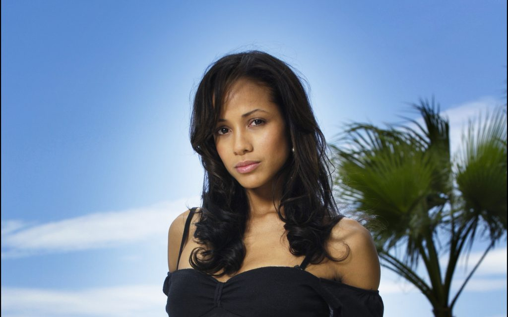 Dania Ramirez Widescreen Wallpaper
