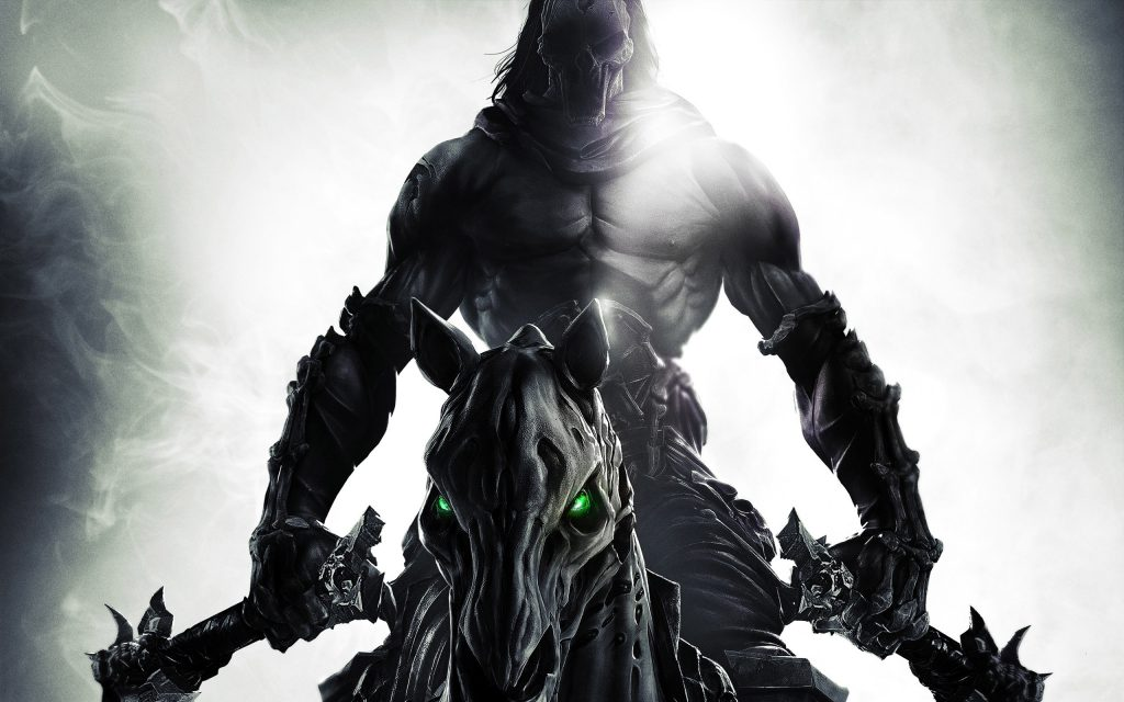 Darksiders II Widescreen Wallpaper