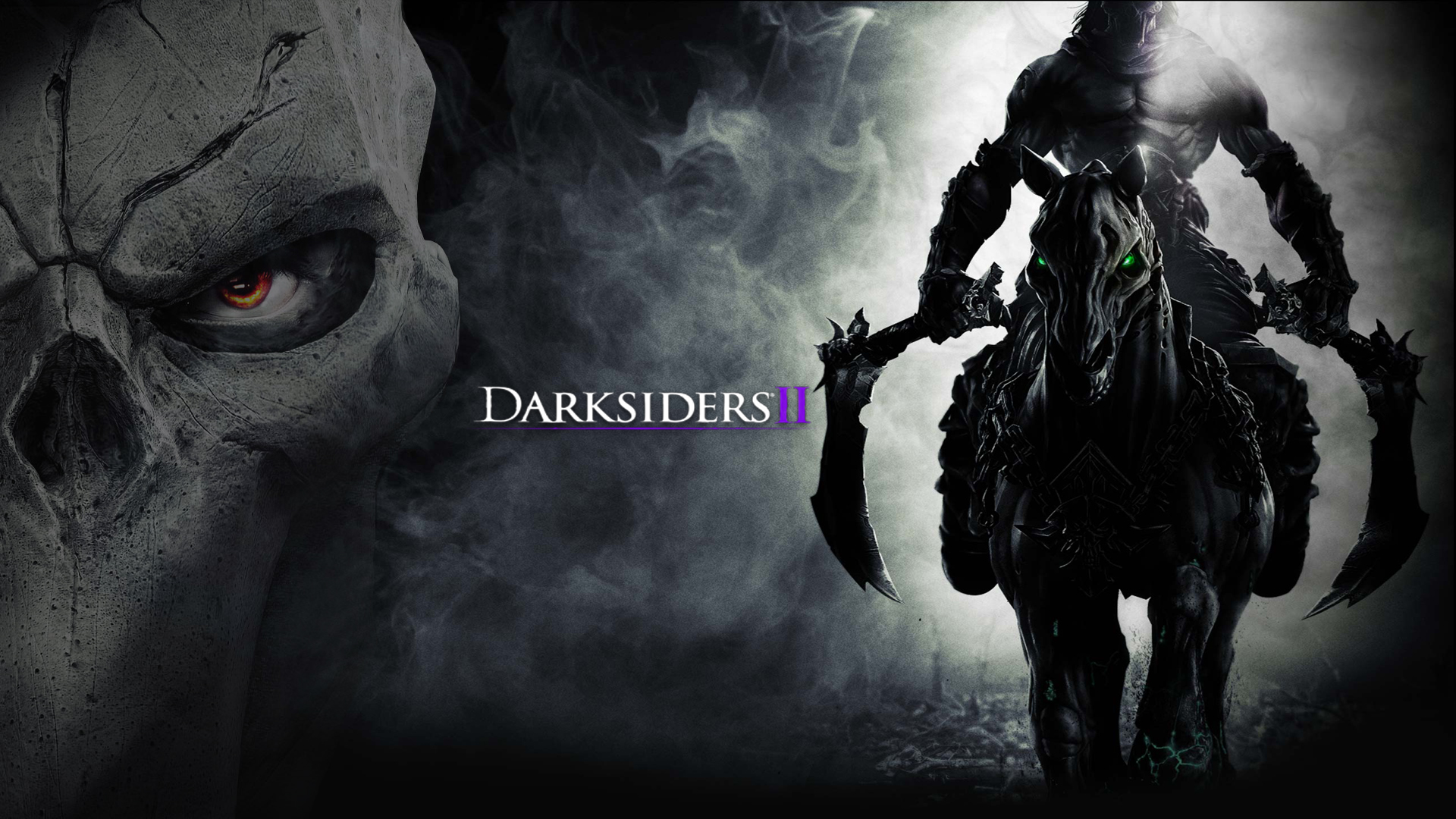 Darksiders Ii Wallpapers Pictures Images