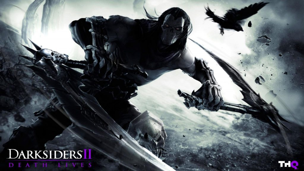 Darksiders II Wallpaper