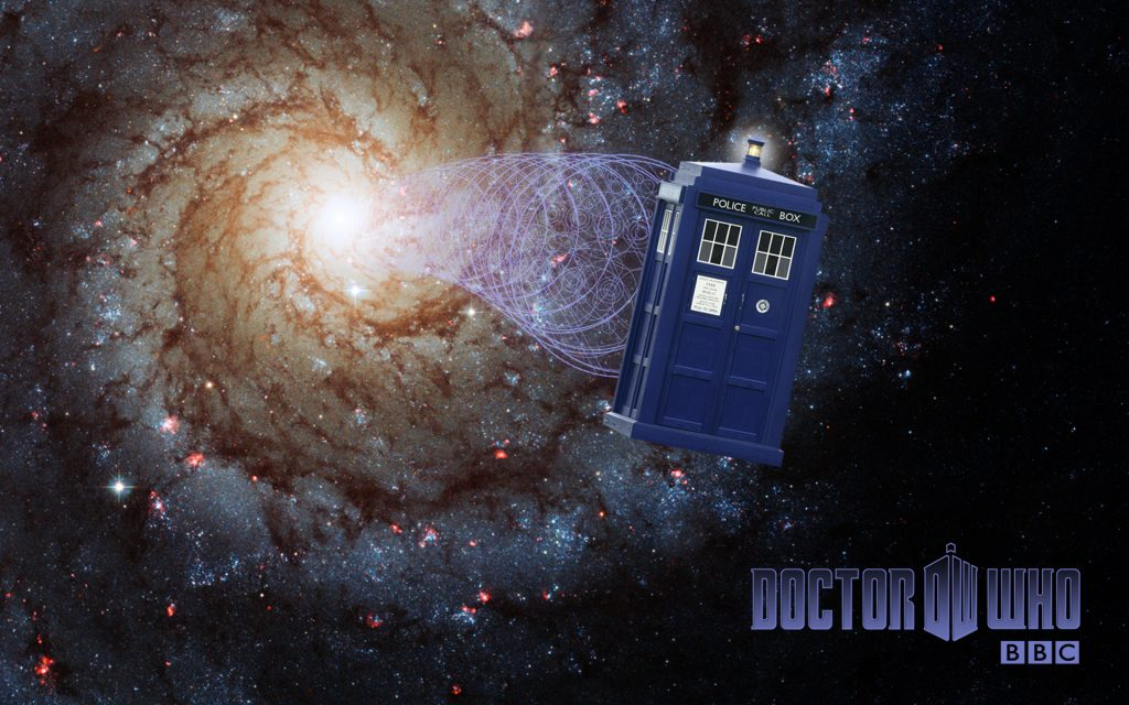 Doctor Who HD Widescreen Wallpaper