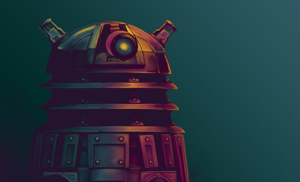 Doctor Who HD Wallpaper