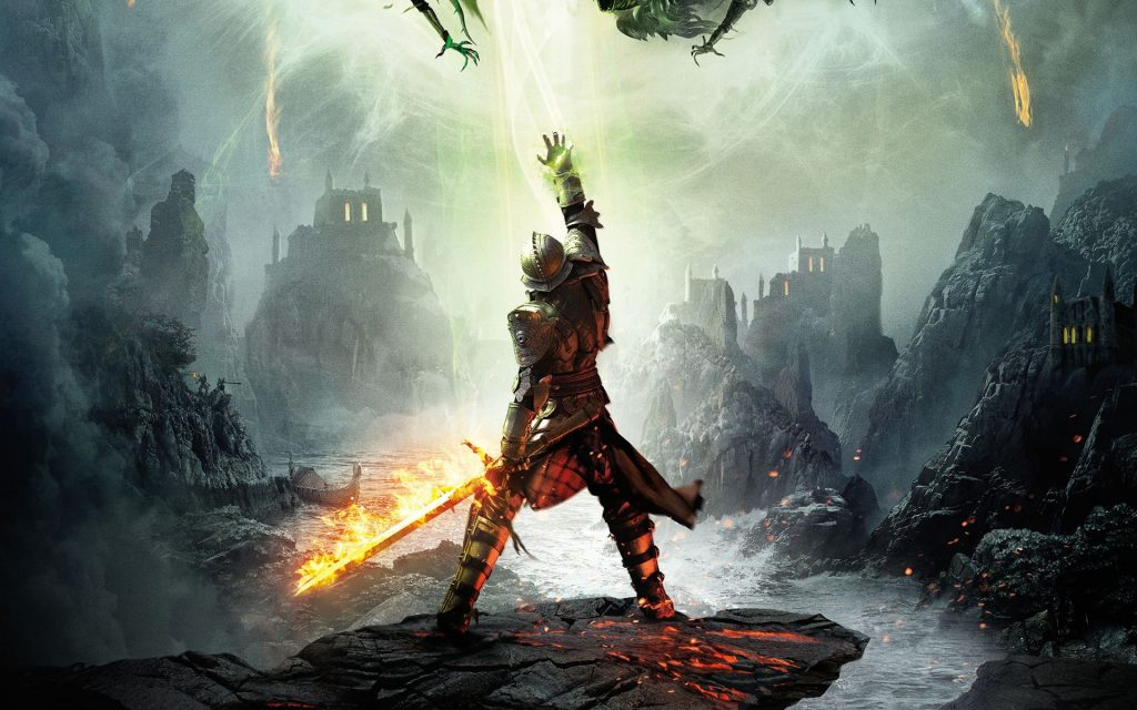 Dragon Age: Inquisition Widescreen Wallpaper