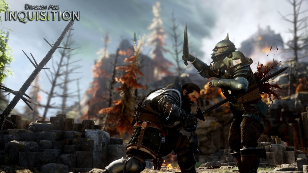 Dragon Age: Inquisition Full HD Wallpaper
