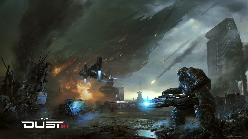 Dust 514 Wallpaper