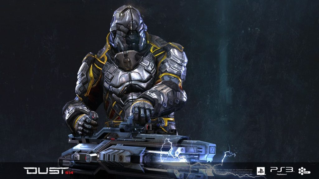 Dust 514 Full HD Wallpaper