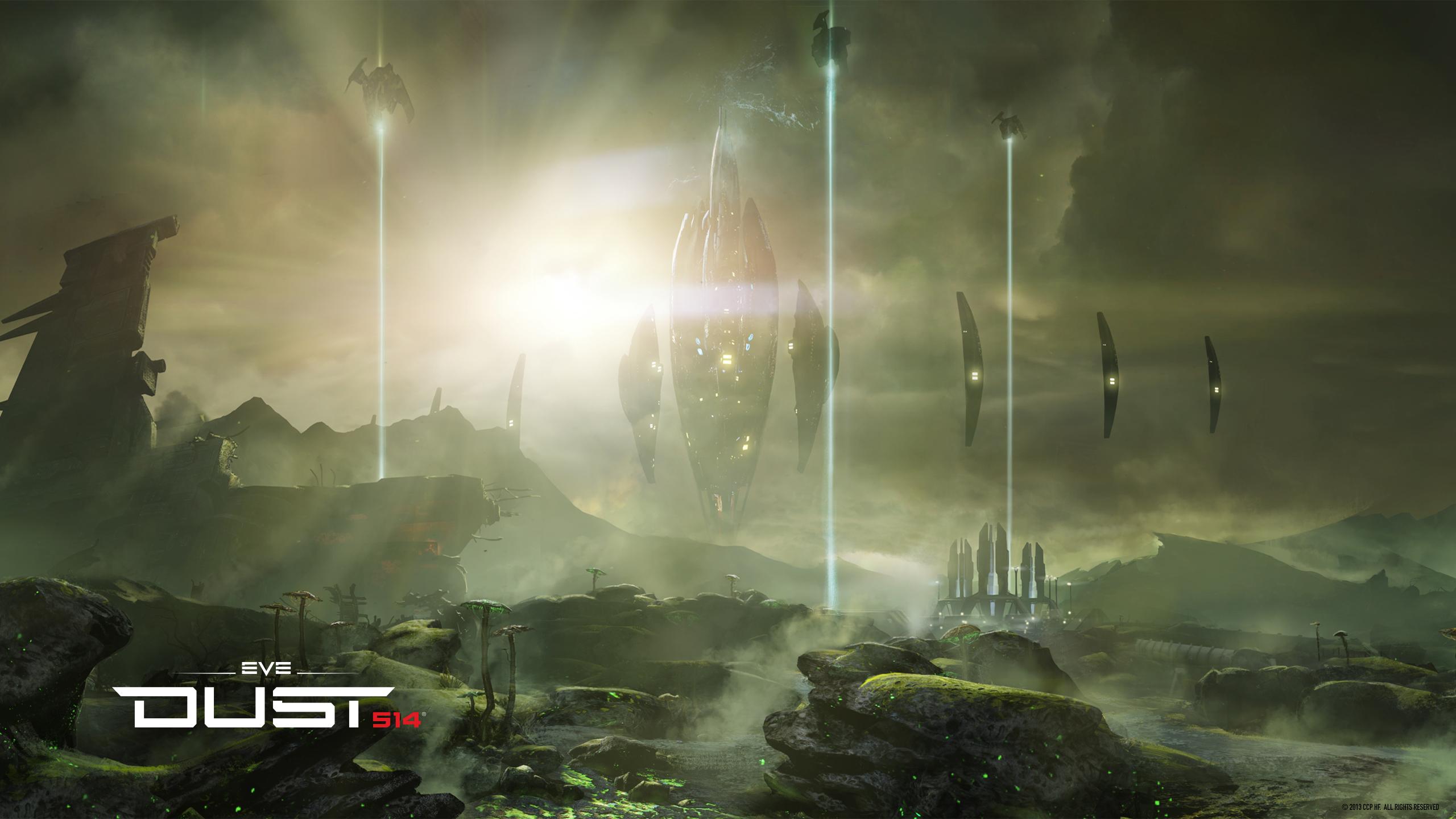 игра Dust 514 бесплатно