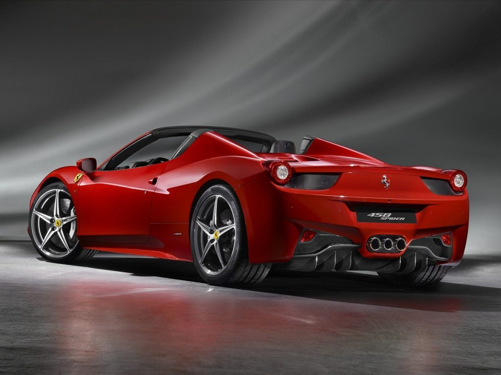 Ferrari 458 Italia Wallpaper