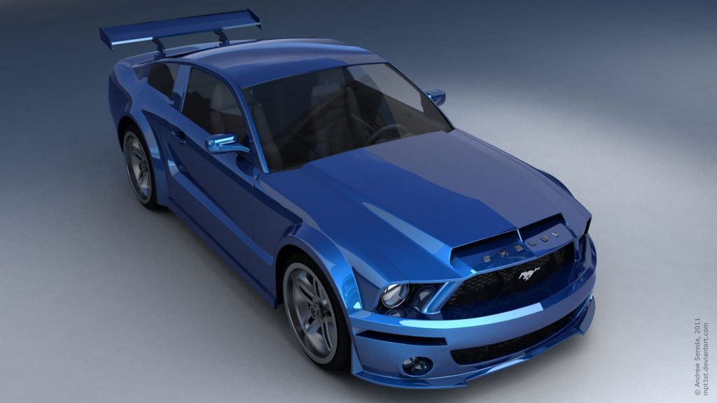 Ford Mustang Full HD Wallpaper