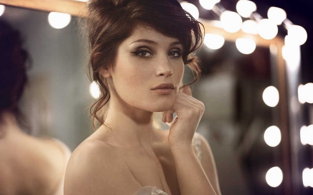 Gemma Arterton Widescreen Wallpaper