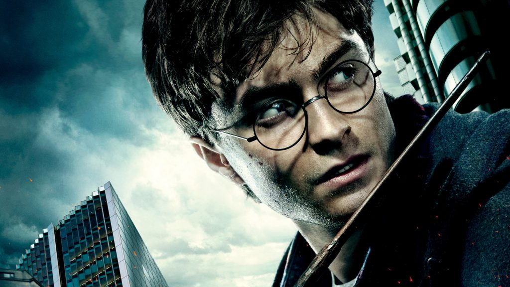 Harry Potter And The Deathly Hallows: Part 1 Full HD Wallpaper