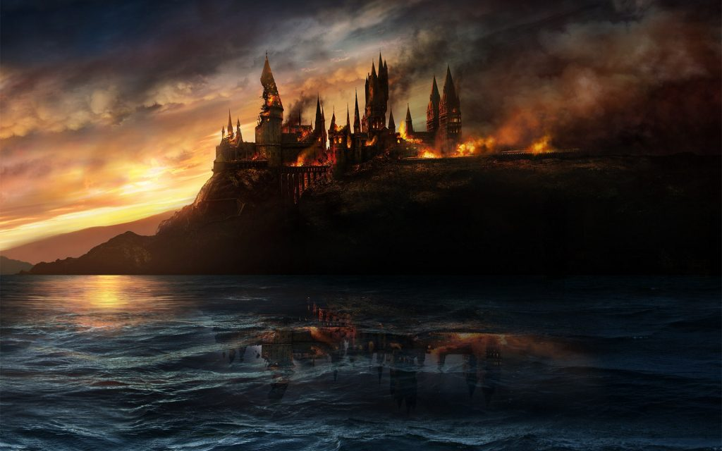 Harry Potter And The Deathly Hallows: Part 1 Widescreen Wallpaper
