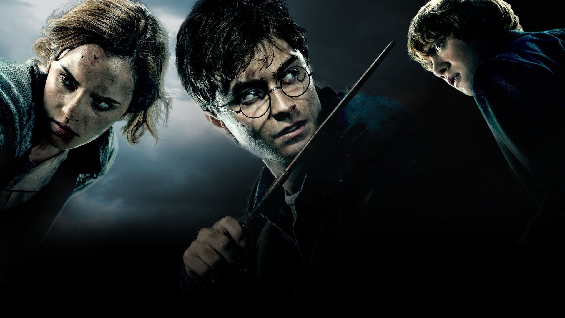 Harry Potter And The Deathly Hallows Part 1 Wallpapers Pictures