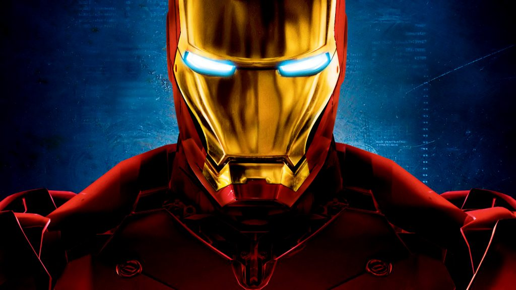 Iron Man Full HD Wallpaper