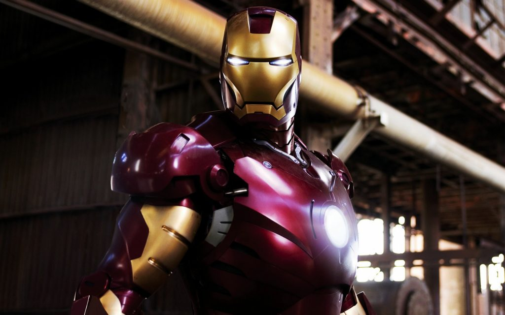 Iron Man Widescreen Wallpaper