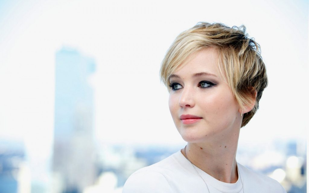 Jennifer Lawrence Widescreen Wallpaper