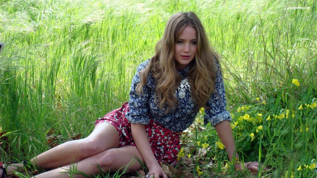 Jennifer Lawrence Full HD Wallpaper