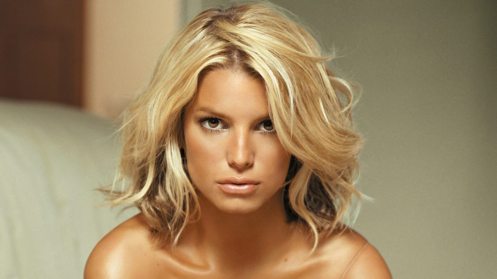 Jessica Simpson Full HD Wallpaper