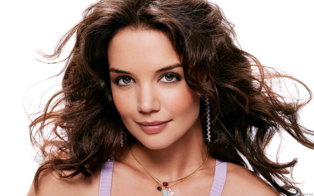 Katie Holmes Widescreen Wallpaper