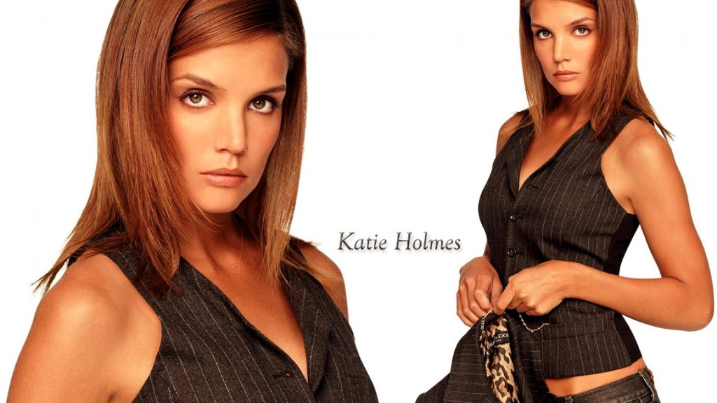 Katie Holmes Full HD Wallpaper
