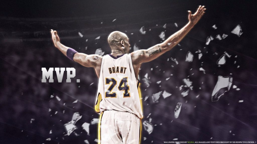 Kobe Bryant 4K UHD Wallpaper