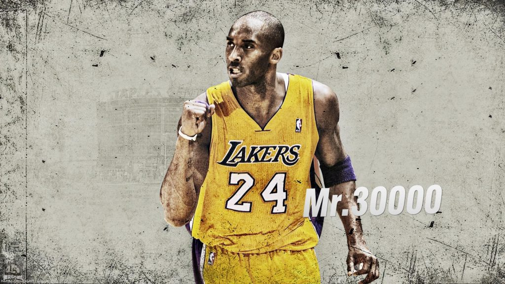 Kobe Bryant Full HD Wallpaper