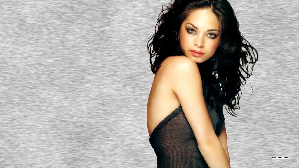Kristin Kreuk Full HD Background