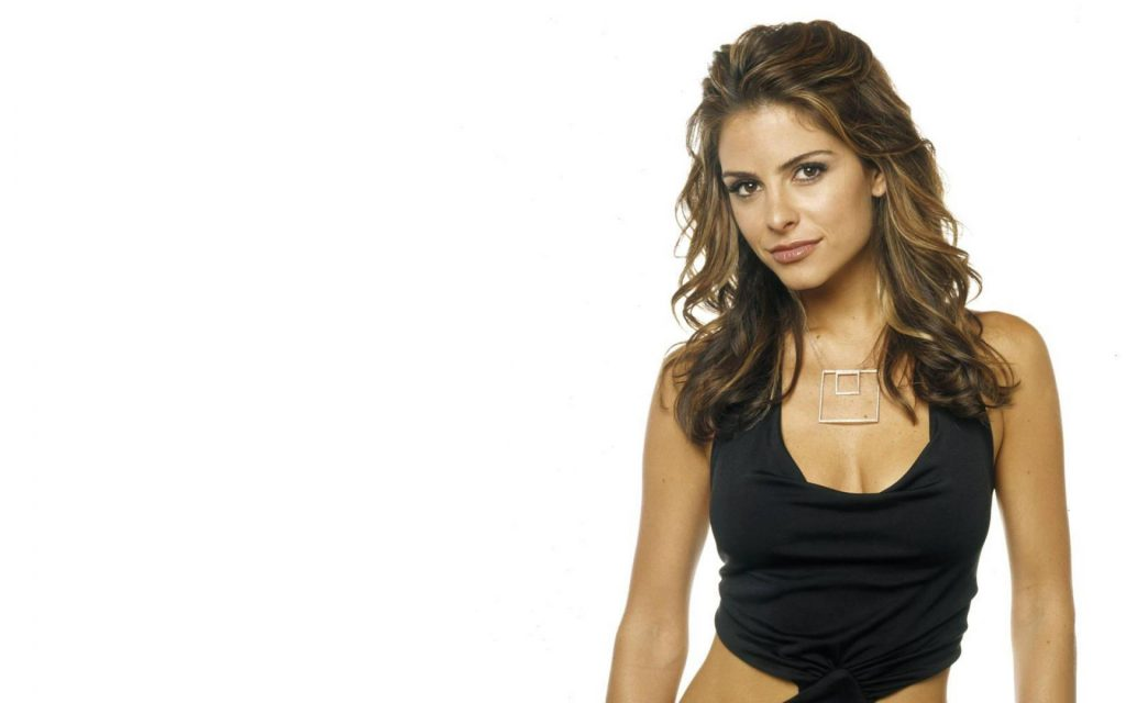 Maria Menounos Widescreen Wallpaper