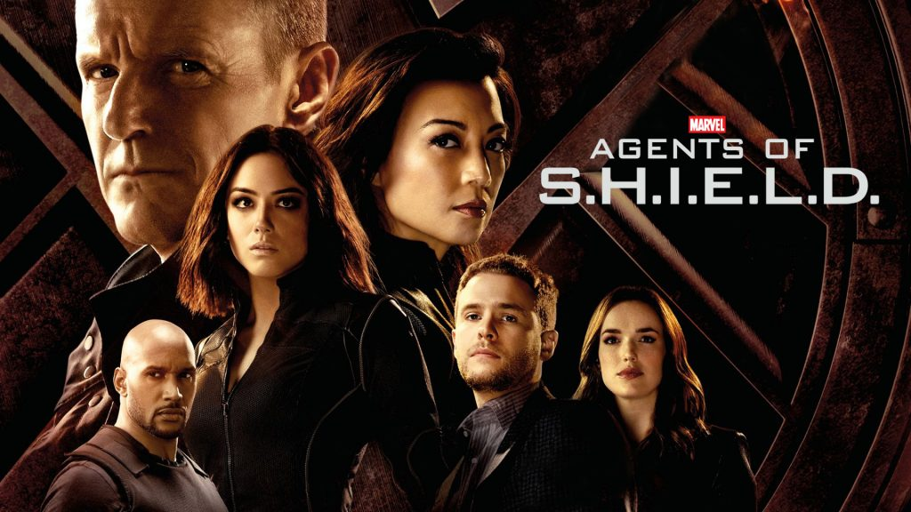 Marvel's Agents Of S.H.I.E.L.D. Full HD Background