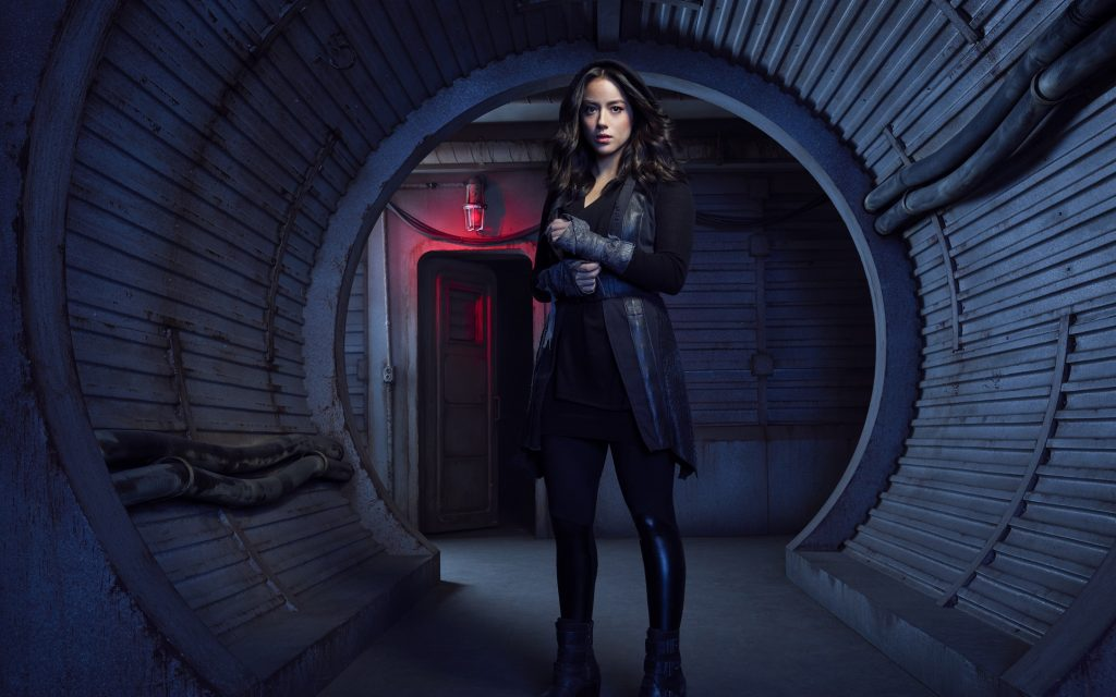 Marvel's Agents Of S.H.I.E.L.D. Widescreen Background