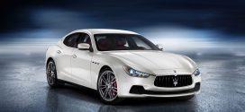 Maserati Ghibli Wallpapers