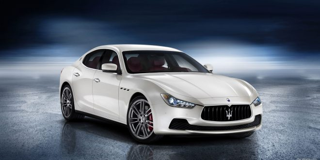 Maserati Ghibli Wallpapers