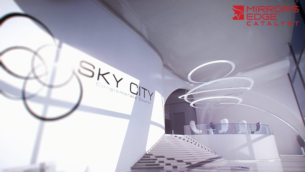 Mirror's Edge Catalyst Full HD Wallpaper
