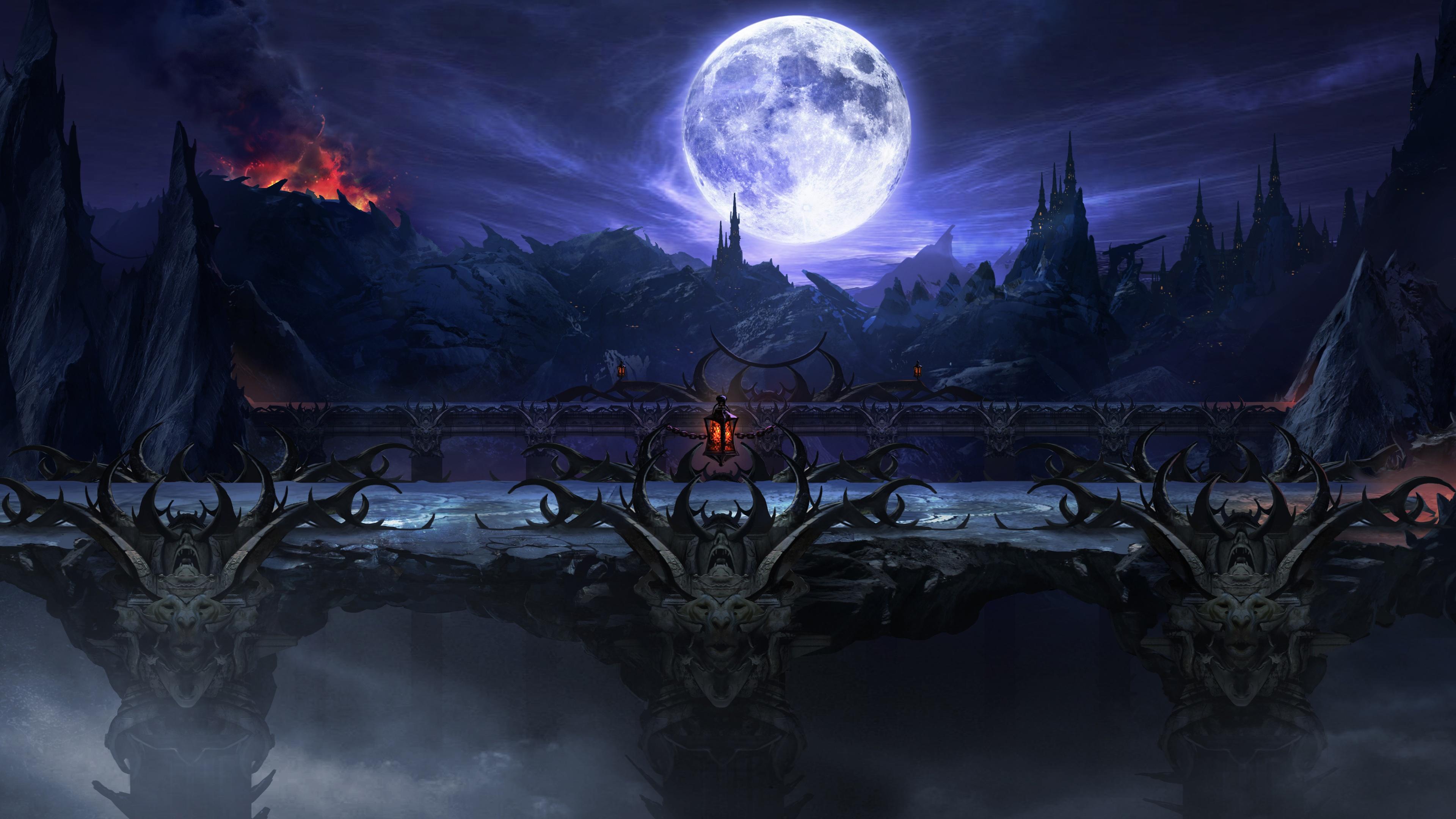 Train Travel Fantasy 4k Hd Desktop Wallpaper For Wide: Mortal Kombat X Wallpapers, Pictures, Images